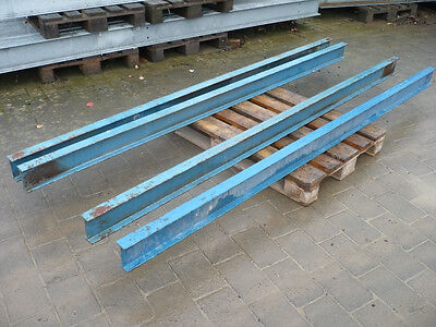 Eisenträger 120 x 58 IPE Doppel T-Träger Doppel-T Stahlträger Sturz Zaunpfosten