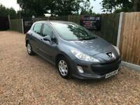 2009/59 Peugeot 308 1.6VTi S Auto Drives Superb S/History £0 DEPOSIT FINANCE