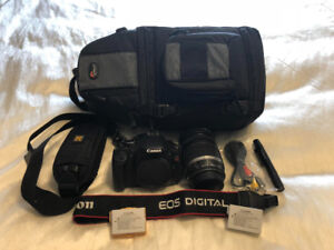 Canon Rebel T3I Digital SLR Camera