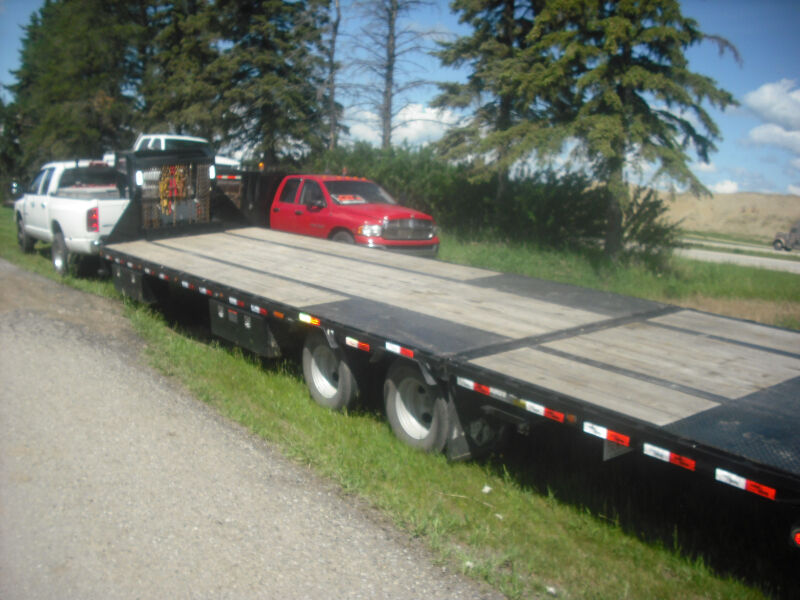 Kijiji Edmonton Heavy Trucks: LOAD MAX TRAILER P.TAIL / TRUCKS
