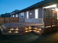 Fences, Decks and more - professional installation