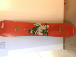 2016 Ride Kink Snowboard - in wrapper