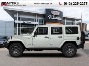 2018 Jeep Wrangler Unlimited Rubicon 4x4  -  - Air