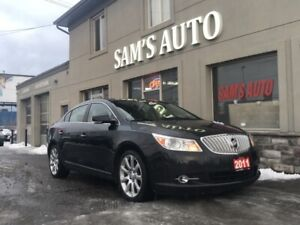 2011 Buick LaCrosse 4dr Sdn CXS FWD