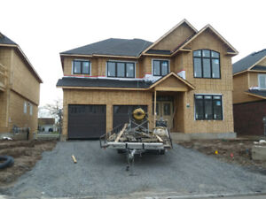 HOUSE ON ASSIGNMENT 50' LOT WALKOUT BSMT 3300 SQFT IN FONTHILL