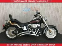 HARLEY-DAVIDSON SOFTAIL FLSTF FATBOY 1584CC 1 OWNER FROM NEW 12M MOT 2007