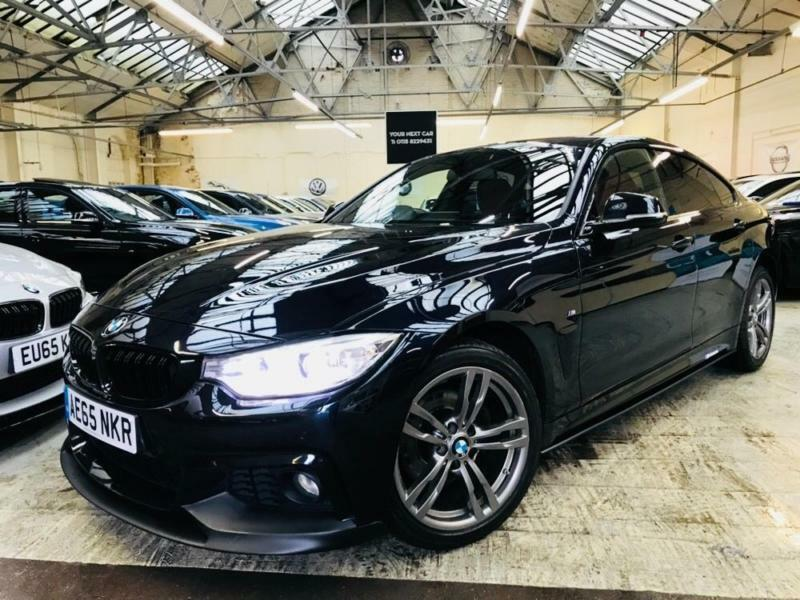 2015 bmw 4 series gran coupe 2 0 420d m sport gran coupe xdrive s s 5dr in new basford. Black Bedroom Furniture Sets. Home Design Ideas