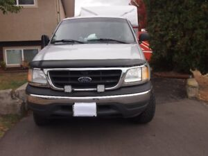 2001 FORD F-150 4X4 IN EXCELLENT CONDITION $8500 OBO