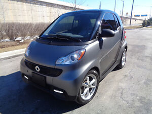 2013 Smart Fortwo - PURE - NAVIGATION - SUNROOF - BLUETOOTH