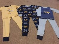 Next - boys pyjamas (4-5 years)