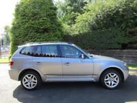 2009 BMW X3 2.0 20d M Sport 5dr