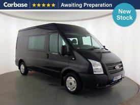 2013 FORD TRANSIT Medium Roof Double Cab Trend TDCi 125ps