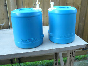 Two Water Jugs for $15.00
