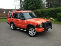 2004 Land Rover Discovery Genuine G4 Edition Td5 7 Seater