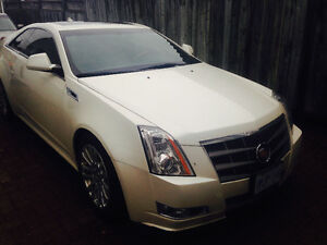 2011 Cadillac CTS 2door coupe