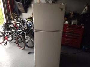 24 inch apartment sized fridge