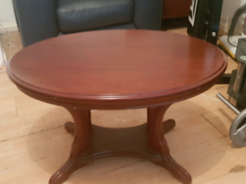Solid wood coffee table FREE TO COLLECT