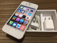 "IPhone 4s 16GB Bell , Virgin Mobile "" excellent condition """