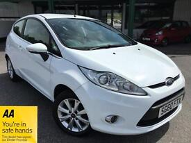 Ford Fiesta 1.25 ( 82ps ) 2010 Zetec Manual
