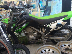 2010 klx140l for sale or trade