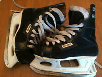 Patins Bauer Superplus 99 taille 3 (6-8 ans)