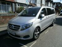 Mercedes-Benz V Class SE Bluetec Day Van, FSH, (INC 1 FREE SERVICE WITH MERCS)