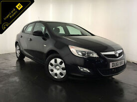 2011 61 VAUXHALL ASTRA EXCLUSIV CDTI SERVICE HISTORY FINANCE PX WELCOME