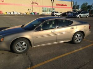 2006 PONTIAC GRAND PRIX GREAT WINTER CAR, GREAT ON GAS