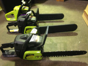Poulan Chainsaws $130-$150