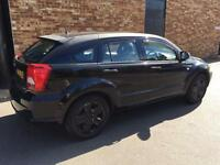 2006 Dodge Caliber 2.0 TD S 5dr Diesel black Manual