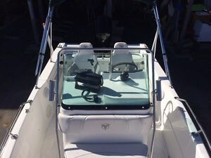 Campion Centre Console with NEW 150hp Mercury Cornwall Ontario image 4