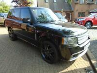2010 Land Rover Range Rover 5.0 V8 Supercharged Auto Autobiography OVERFINCH GT