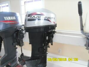 25 h.p mercury outboard