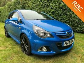 image for 2012 Vauxhall Corsa VXR Arden Blue Sports Petrol Manual