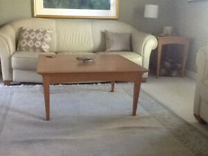Maple Coffee table/ End Table