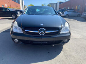 2006 MERCEDES-BENZ CLS500 CLASS  / IMPECABLE / EQUIPEES / BIJOU