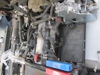 Nissan Engine 4 Cylinder with Propane Kit - from Nissan Forklift