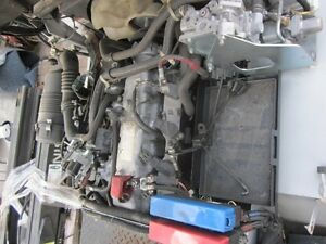 Nissan Engine 4 Cylinder with Propane Kit - from Nissan Forklift London Ontario image 1