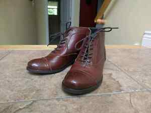Aldo Leather Boots - Never Worn!