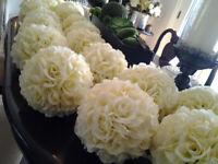 Liquidation décorations mariage