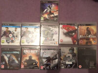 Lots of PS3 GAMES