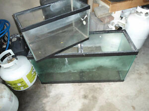 10 & 25 GALLON AQUARIUMS