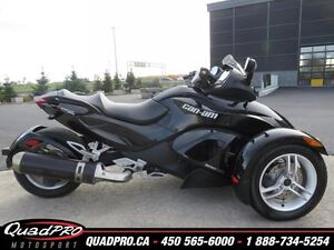 2012 Can-Am SPYDER RS SE5 48,05$/SEMAINE