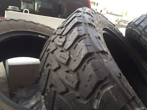 LT275/65r20 Toyo Open Country M/T x3