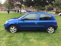 2006 Renault Clio 1.2 16v 75 ( a/c ) Campus Sport + Long MOT