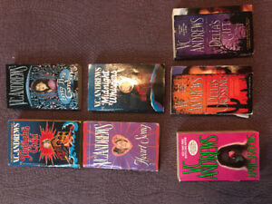 VC Andrews books for sale