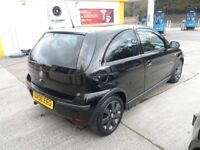 Vauxhall corsa c sxi 1.2