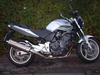 Honda CBF600N Motorcycle