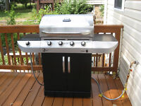 A/C, Water Heater, Gas Pipe, Stove, BBQ, Dryer  Repair & Install