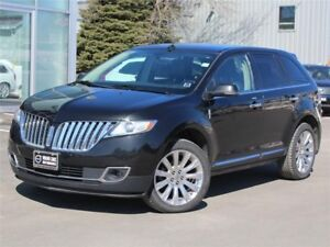 2014 Lincoln MKX RESERVE | AWD | HEATED/COOLED LEATHER | NAV